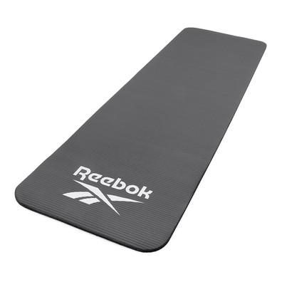 Reebok black training mat