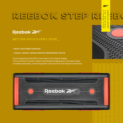 Reebok Step Textured Surface