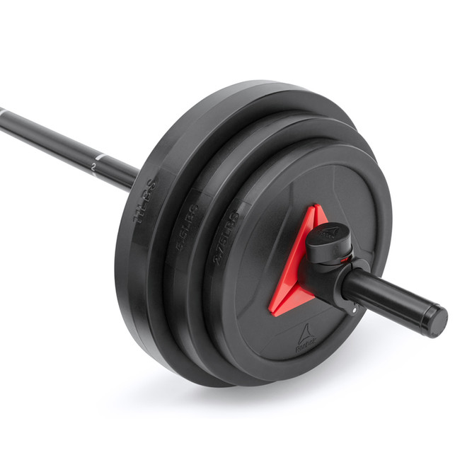 Weight Set   Reebok Fitness
