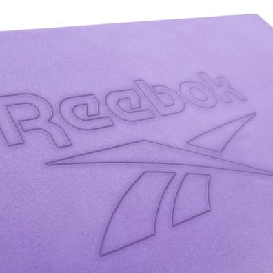 Reebok purple foam yoga block