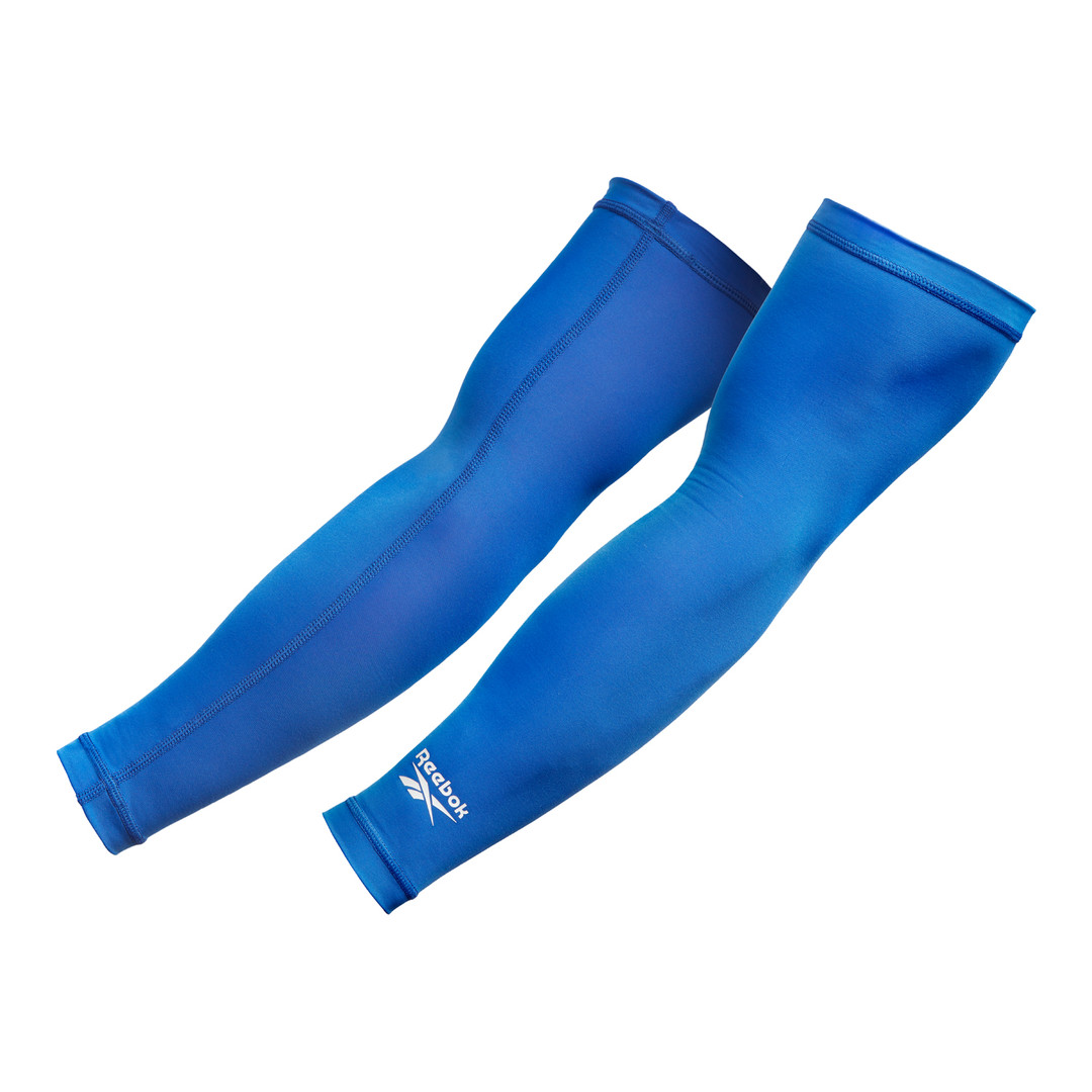 Blue Reebok Arm Sleeves