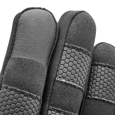 Full Finger Performance Gloves Grey 6.jp