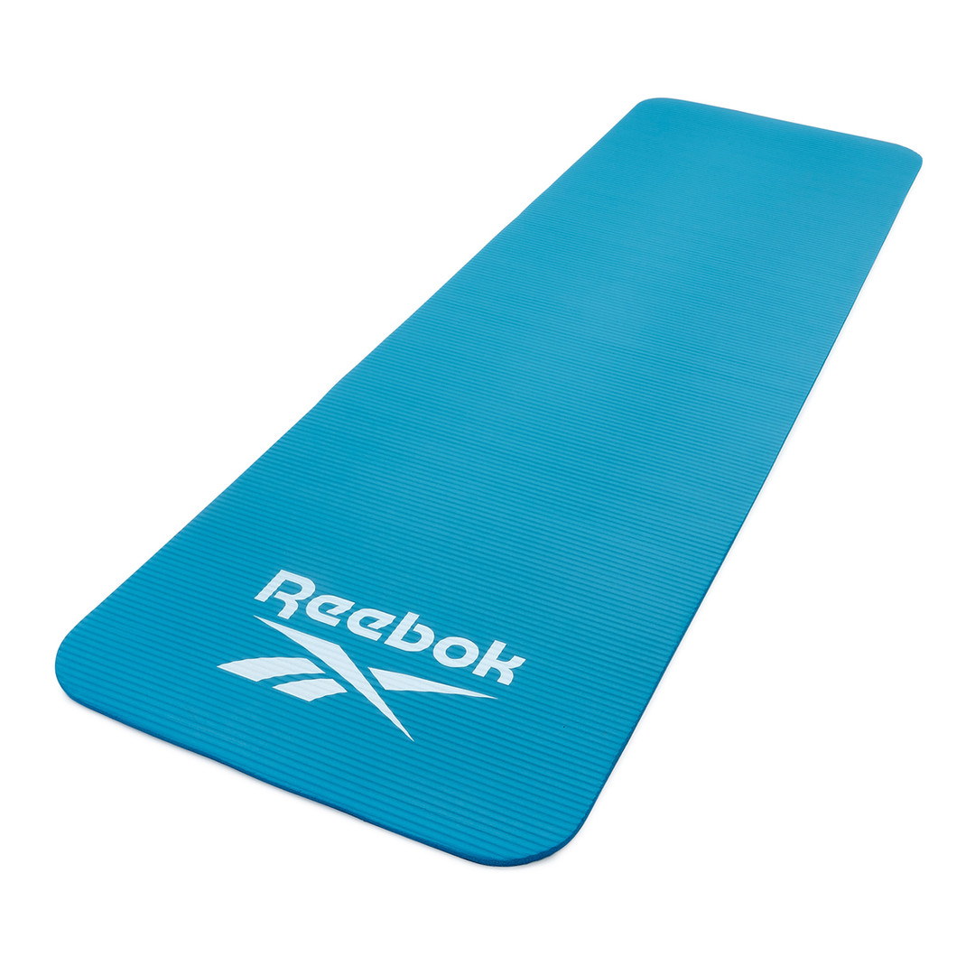 Reebok blue training mat