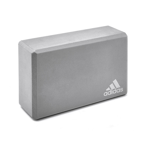 adidas grey foam yoga block