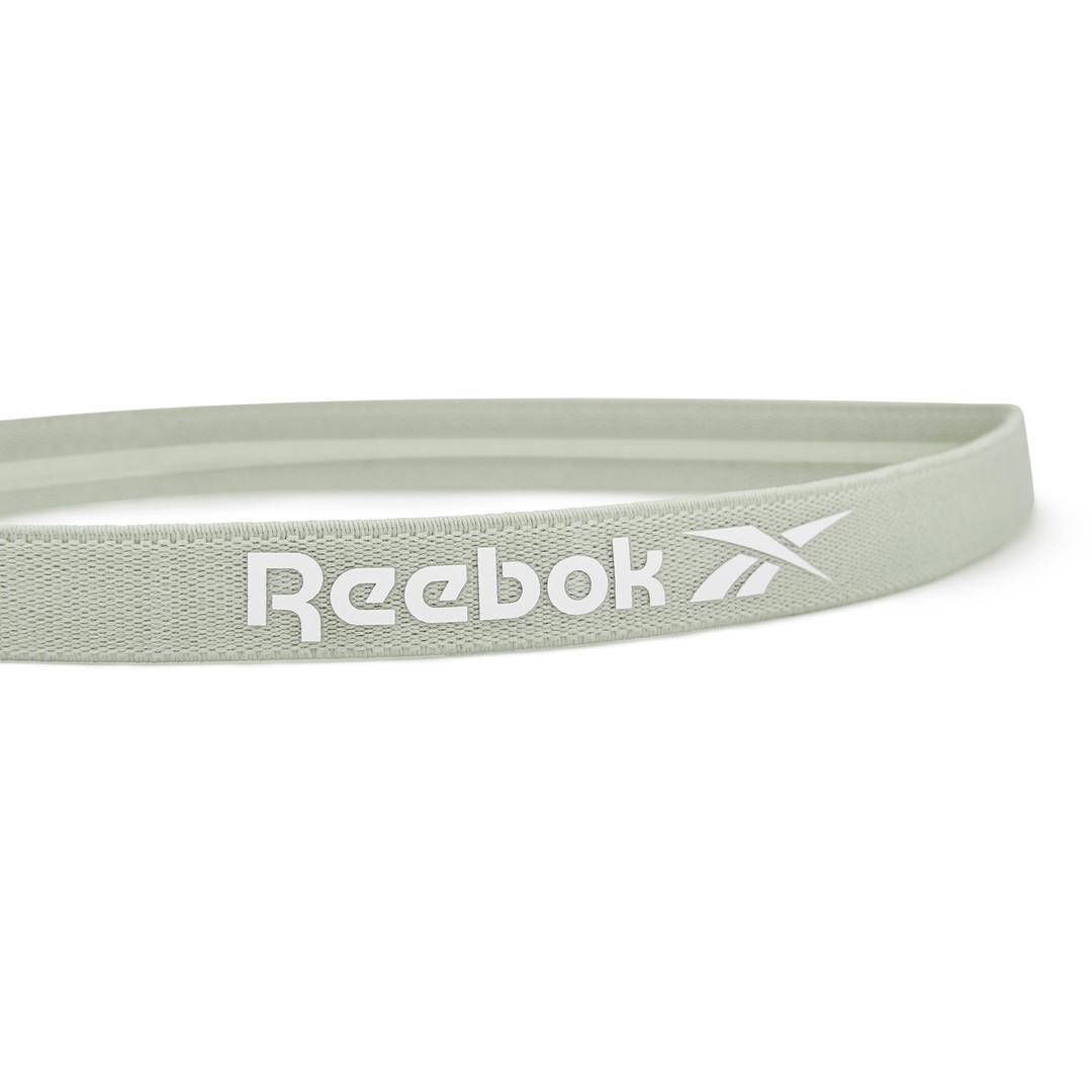 Reebok grey sports hair band