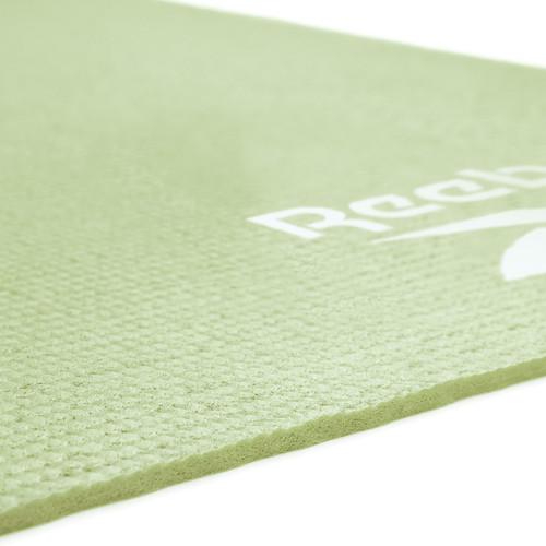 Reebok 4mm Light Green Yoga Mat