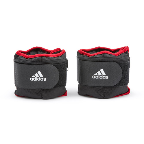 Adjustable Ankle Weights | adidas Training Equipment