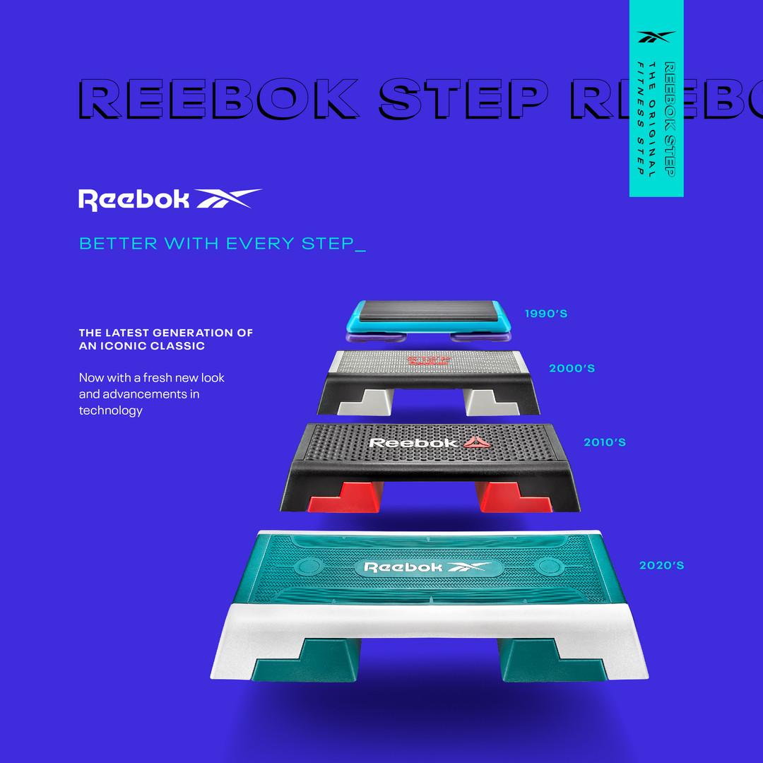 The original Reebok Step
