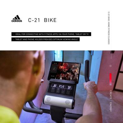 adidas C-21 Bike Home Fitness