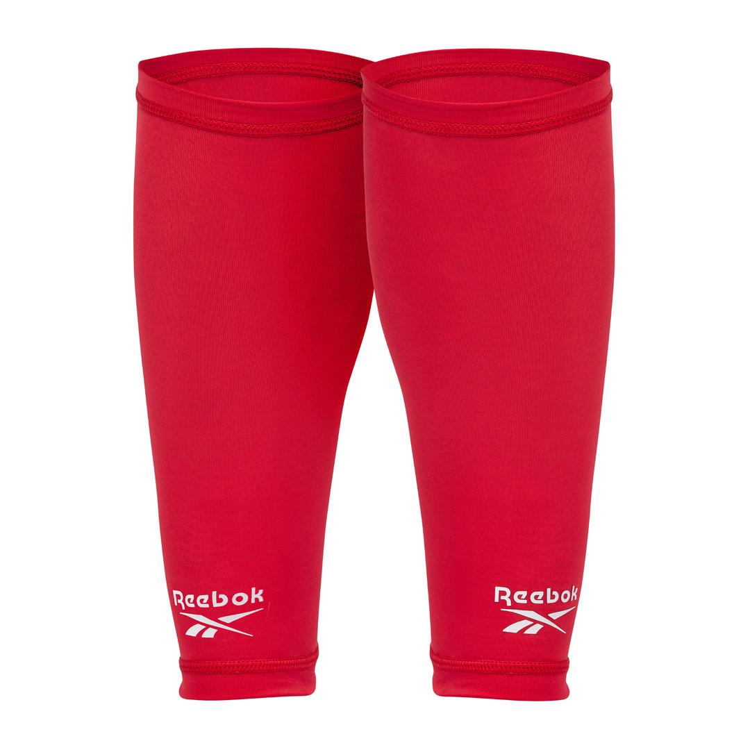 Reebok Red Calf Sleeves