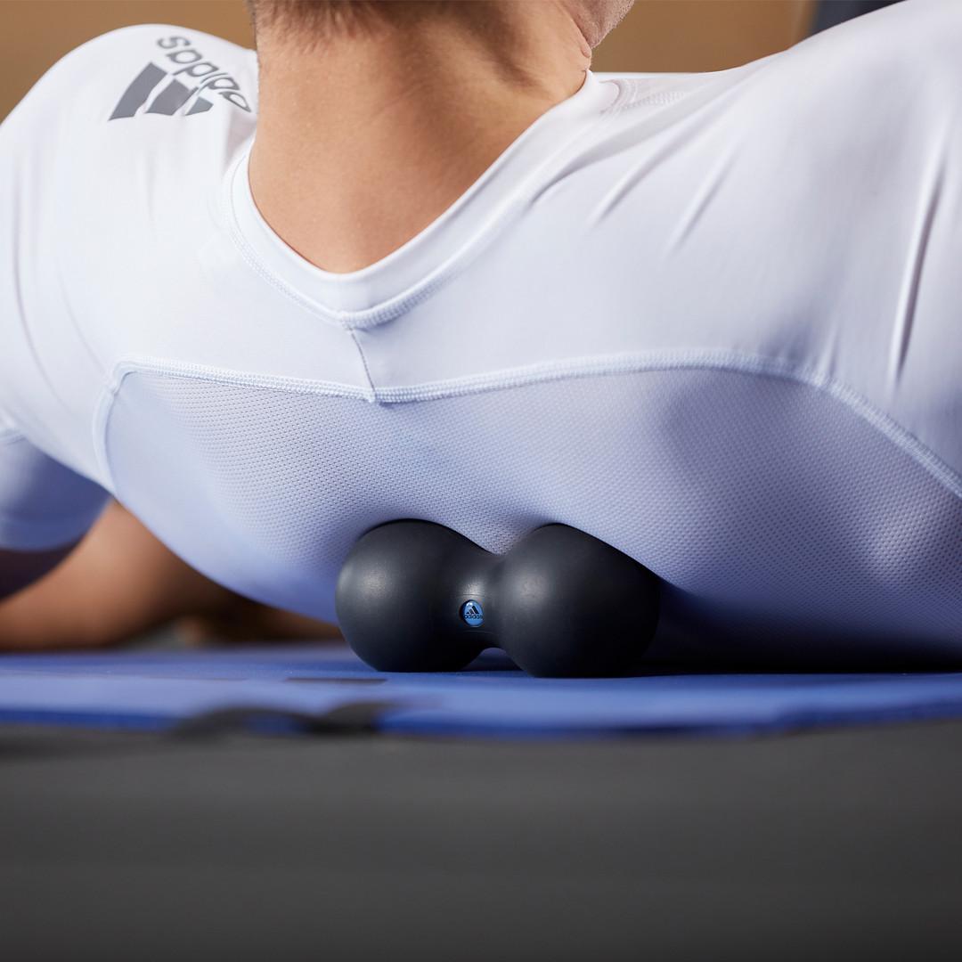 adidas double massage ball