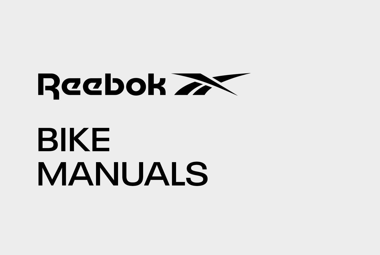 Bike Manuals Reebok Fitness View a list of sportek kwb 350 user manual appliances exempted in england, wales, scotland and. bike manuals reebok fitness