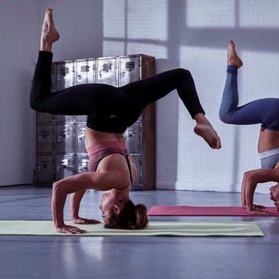 8 mm Yoga Mat - aero green