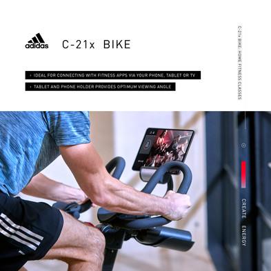 adidas C-21x Bike Home Fitness
