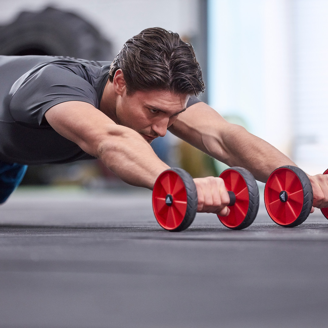 adidas Core Ab Rollers