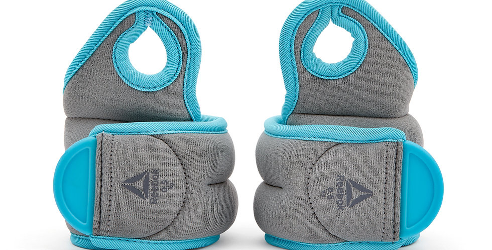 Reebok Training 0.5kg Wrist Weights