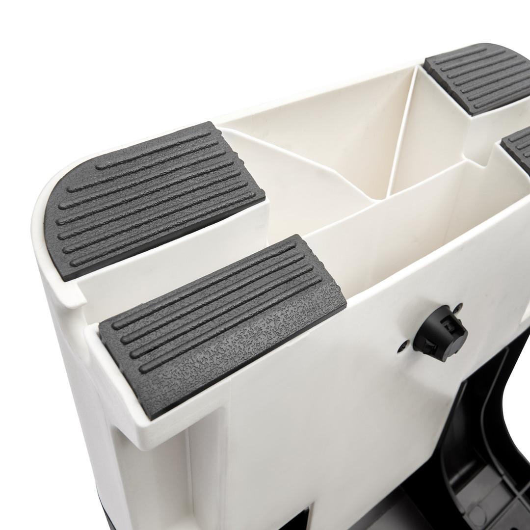 Reebok Black & White Deck