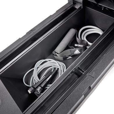 adidas HIIT Deck Storage Compartment