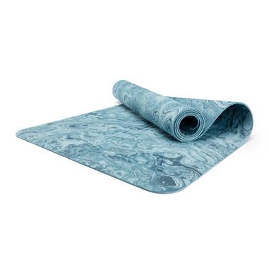 adidas 5mm blue camo print yoga mat