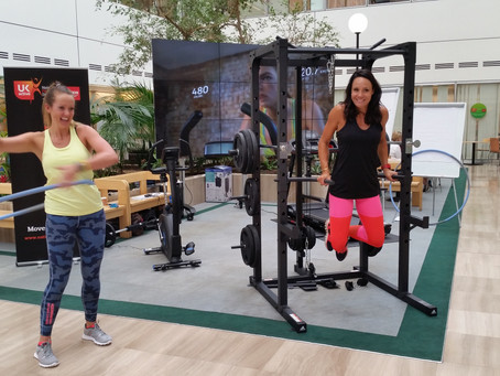 RFE International Supports UKactive's National Fitness Day