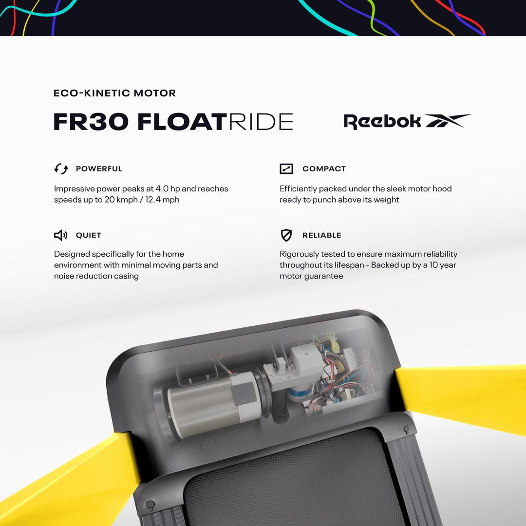 FR30 Treadmill Motor