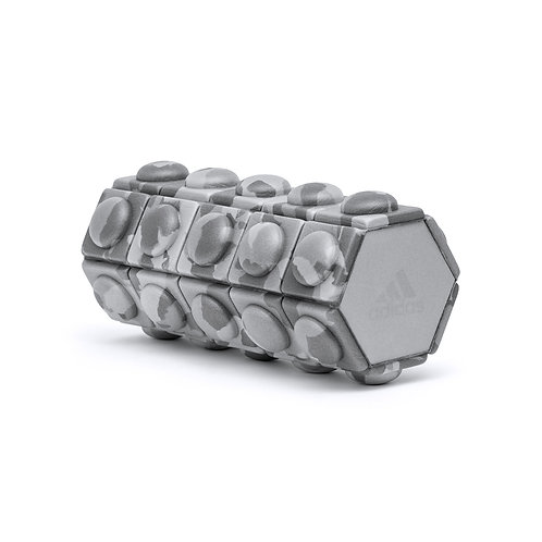 adidas grey camo mini foam roller