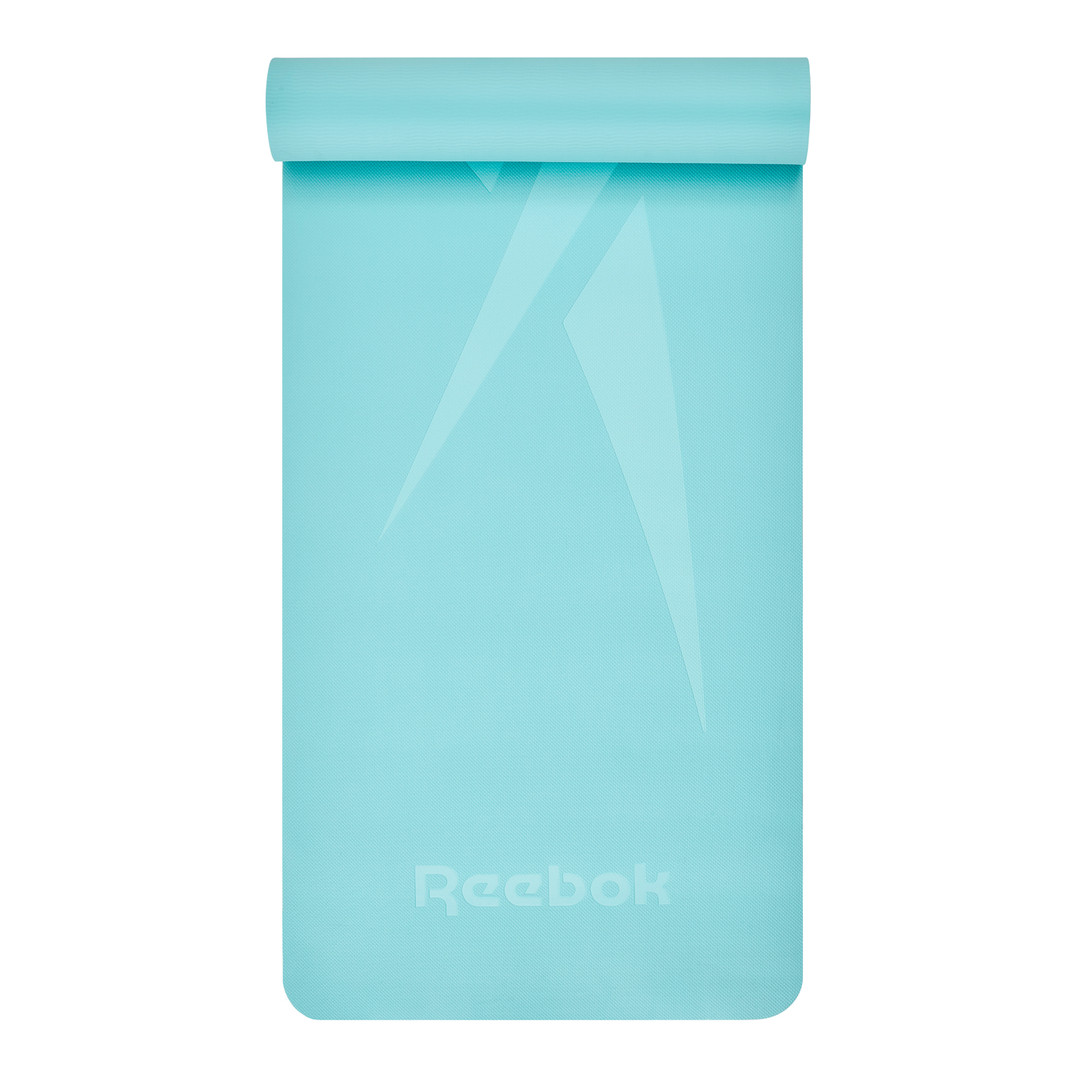 Reebok 5mm blue yoga mat