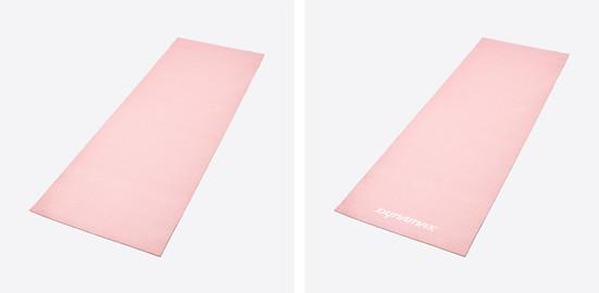 4mm pink yoga mat