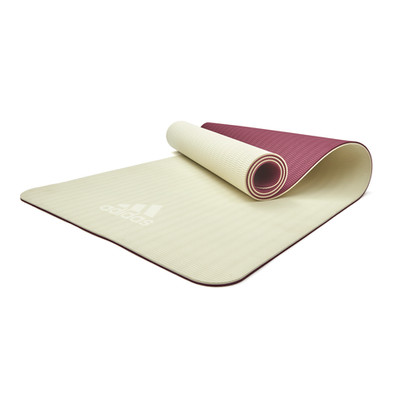 adidas 6mm double sided yoga mat