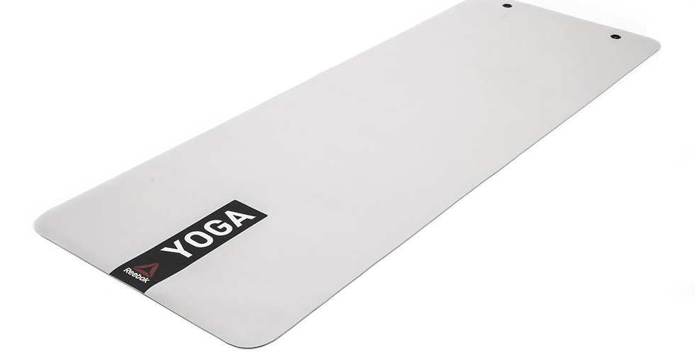 Reebok studio grey yoga mat