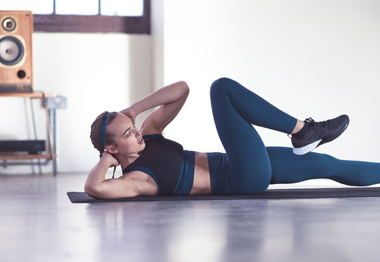 Fitness Mat - Black