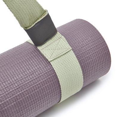 adidas mat carry strap - green