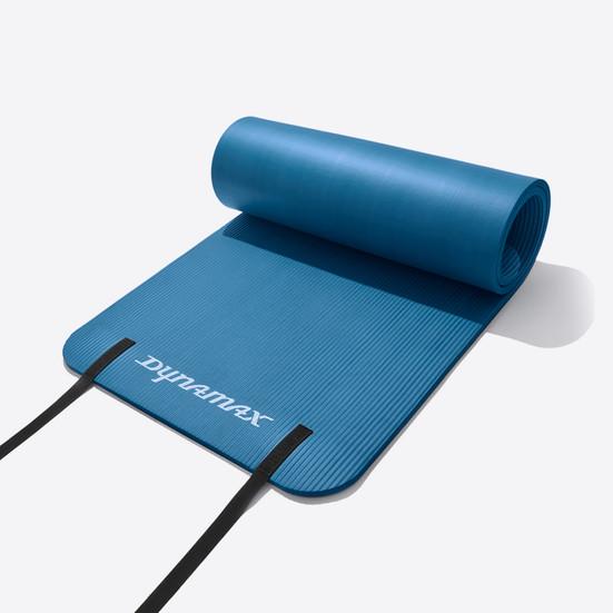 Premium Fitness Mat - Atlantic Blue