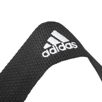 adidas mat carry strap - black