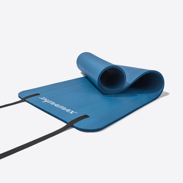 Atlantic Blue Premium Fitness Mat
