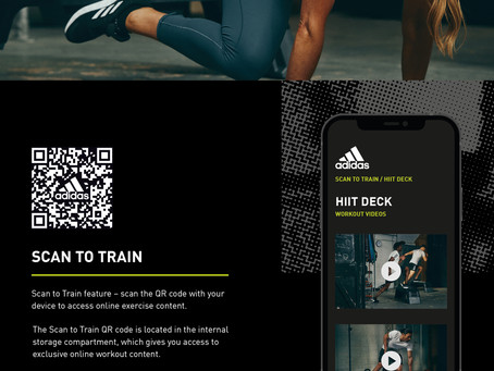 Connected Fitness – Not your everyday PT!