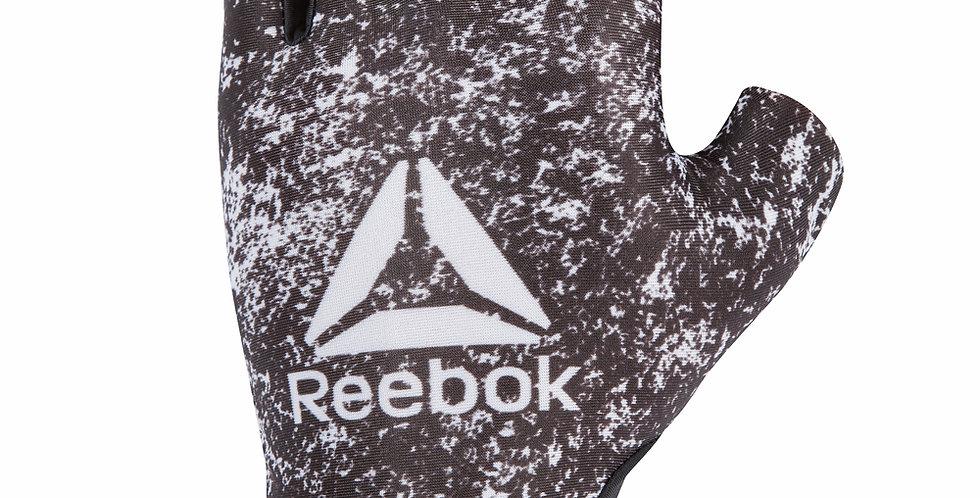 Reebok Black and White Women's Fitness Gloves