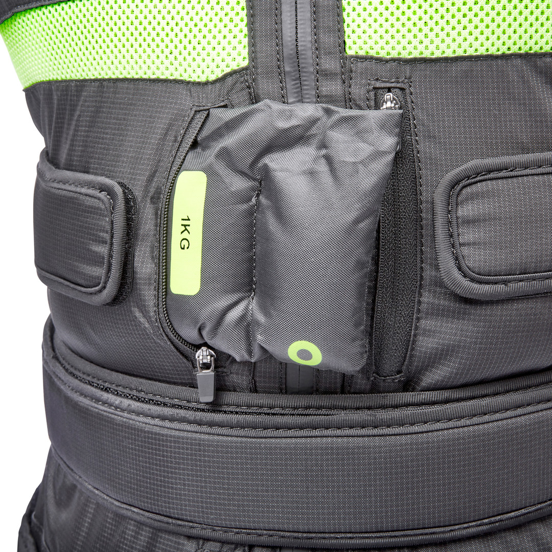 adidas performance adjustable weighted vest