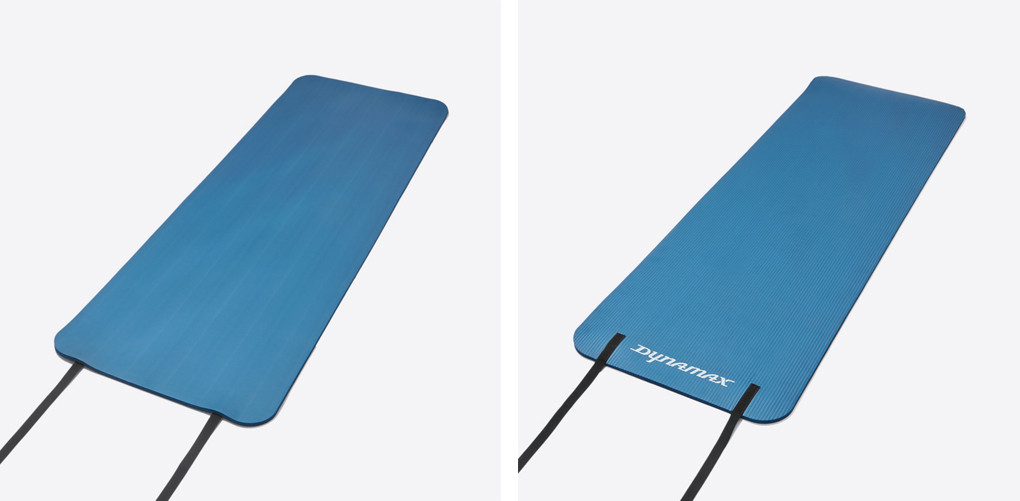 Premium Fitness Mat - Atlantic Blue