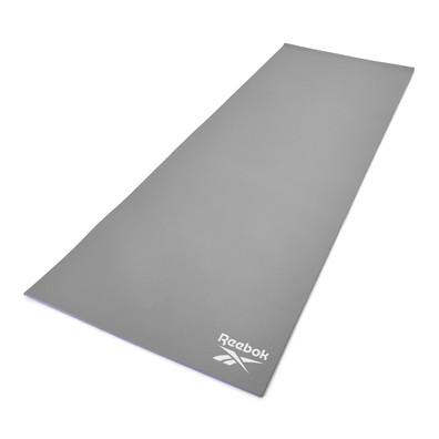 Reebok 6mm purple and grey yoga mat