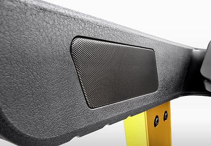 Reebok Floatride Treadmill Surround Sound Speakers