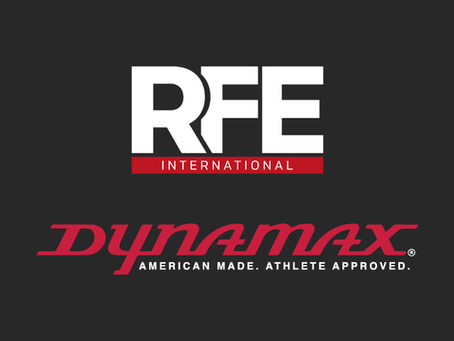 A New Venture For RFE International, Licensee For Reebok Fitness Equipment And USA Firm Dynamax®