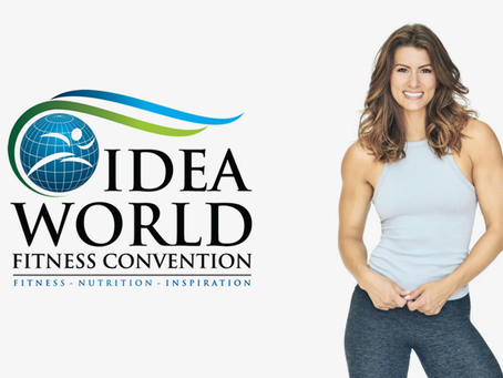 Jen Widerstrom Joins RFE For Idea World Convention 2017