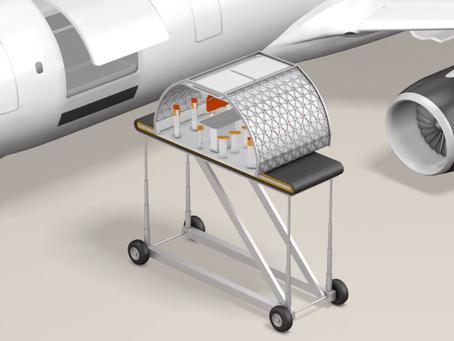 Airbus 'Transpose' Partnership - Reebok
