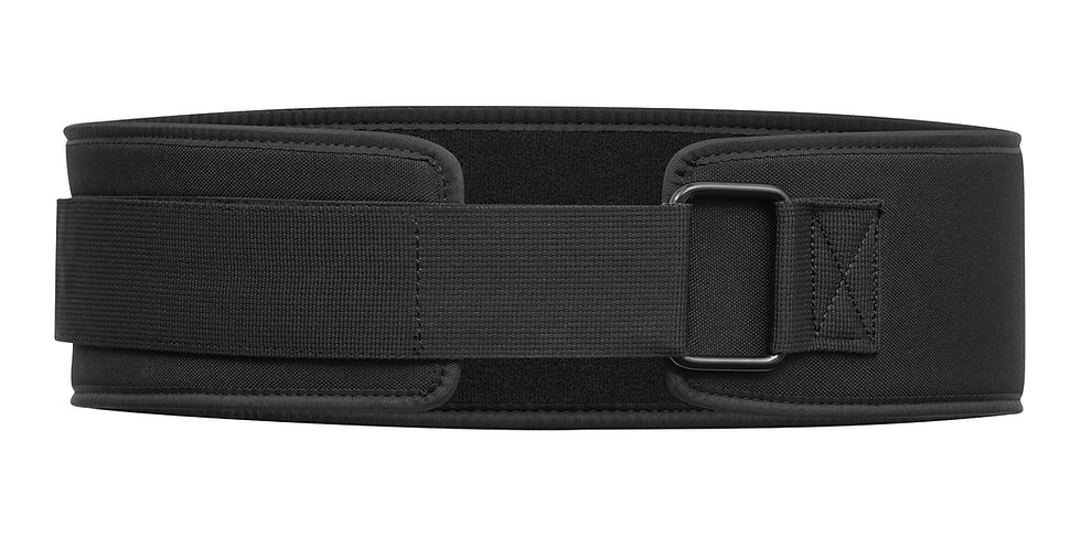 Reebok Strength Training Weightlifting Belt