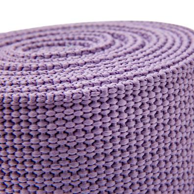 Lilac Reebok yoga strap