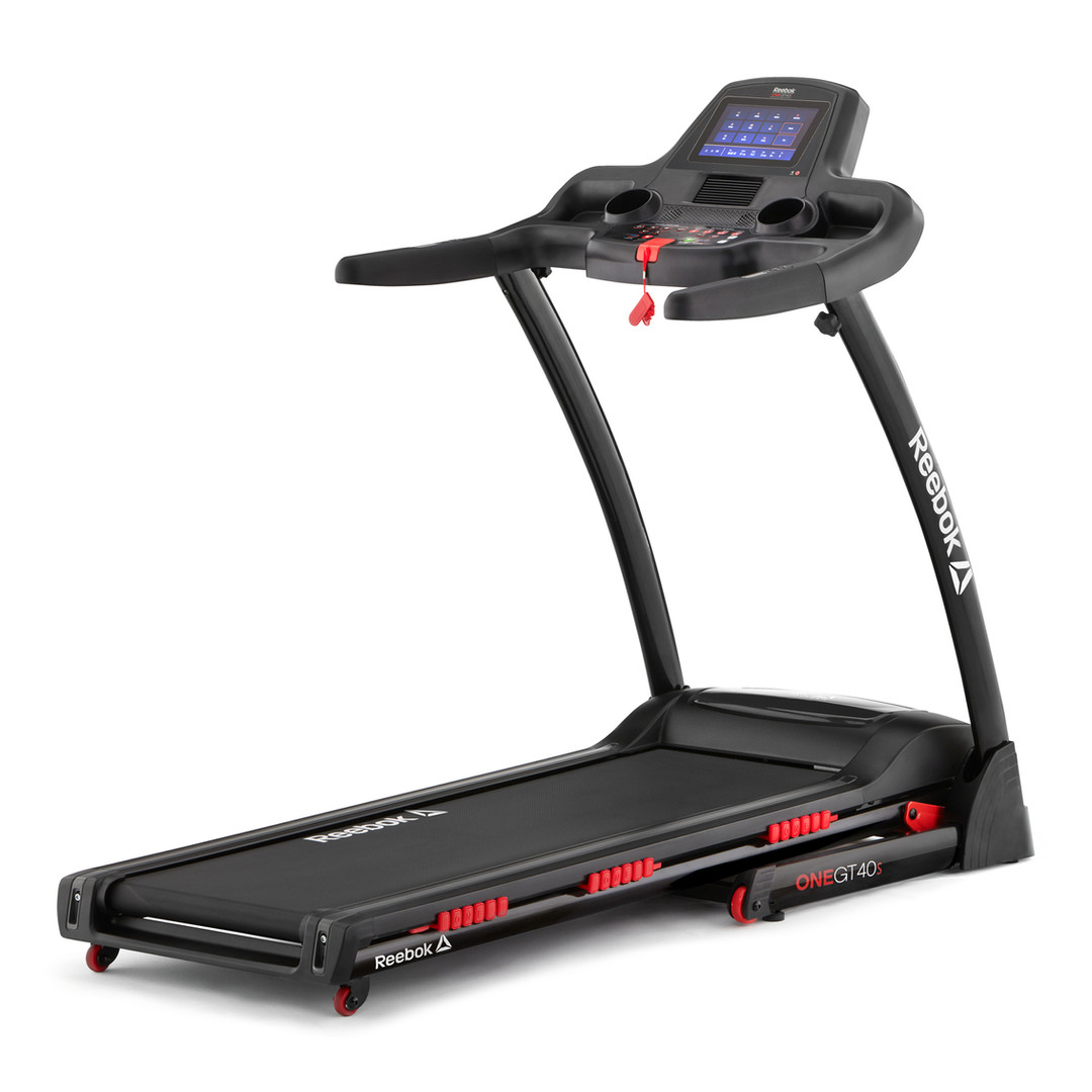 GT40S TREADMILL WITH TFT SCREEN