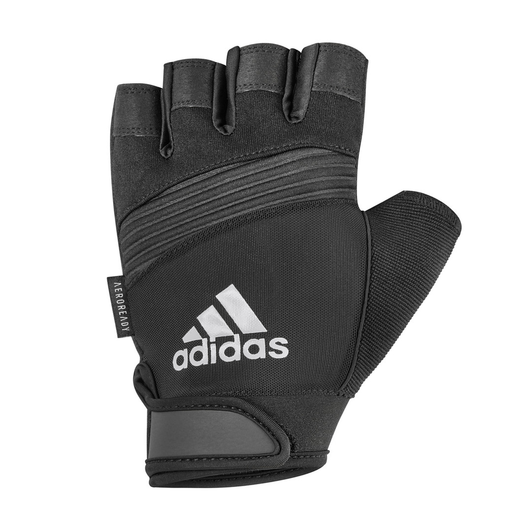 adidas grey performance gloves