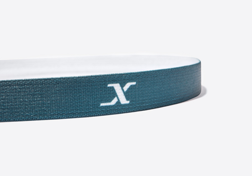 Dynamax Yoga Headbands - Azure Green
