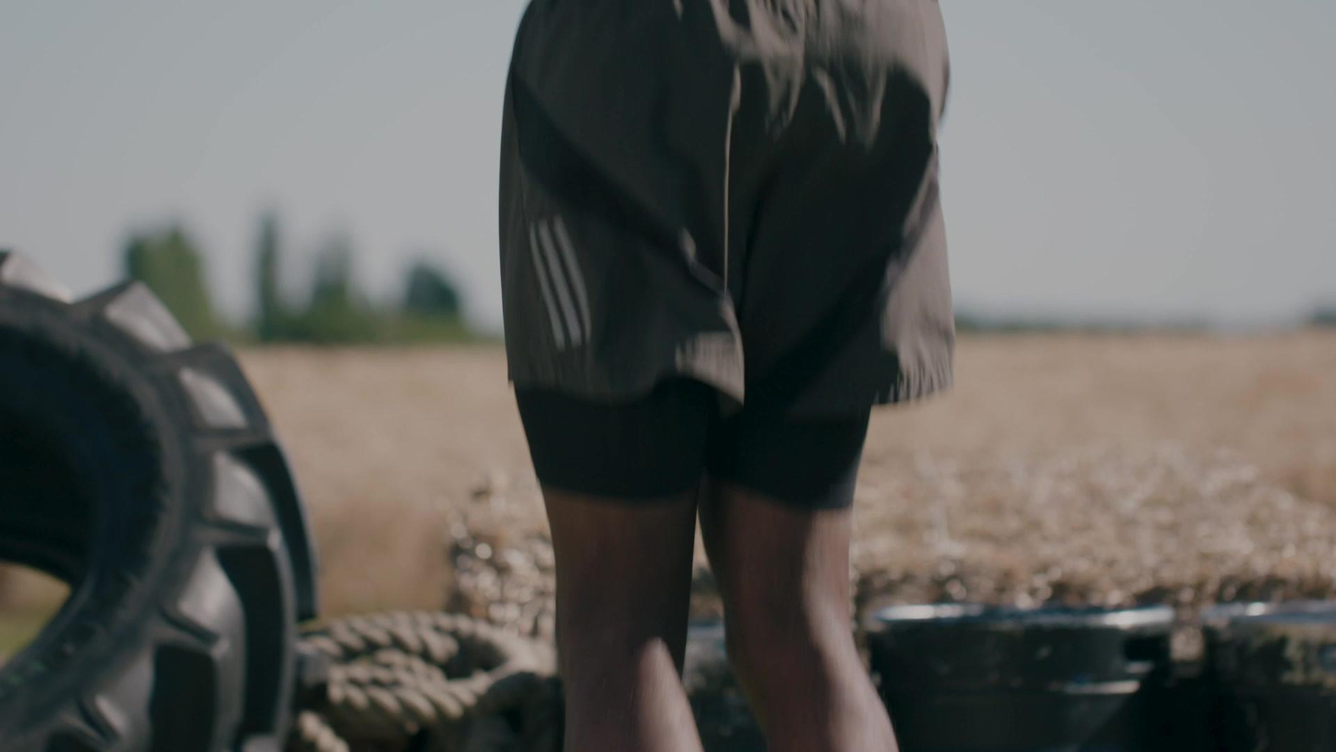 adidas skipping rope HIIT workout